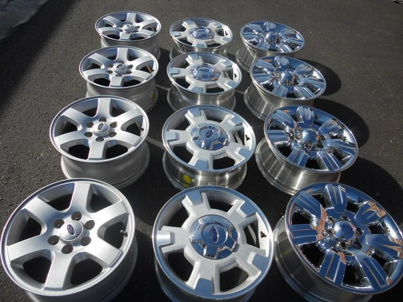 used rims in excellent condition