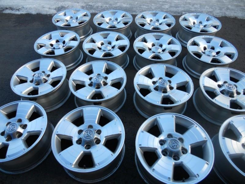 used rims and tirs in excellent condition